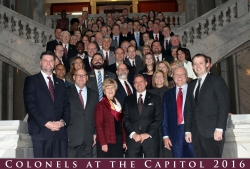 2016 Colonels at the Capitol