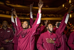 Colonels to Play Kansas in NCAA Opener in St. Louis Friday
