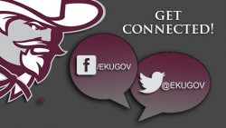 Get Connected with EKU GOV!